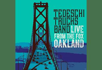 Tedeschi Trucks Band - Live From The Fox Oakland (Dlx.2CD/DVD)  - (CD + DVD Video)