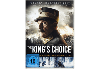 The King's Choice-Angriff Auf Norwegen - (DVD)
