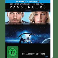 Passengers (Steelbook) [Blu-ray]