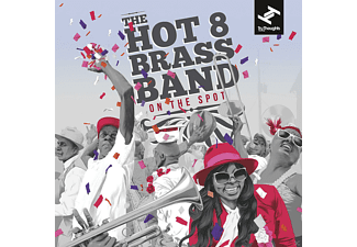 The Hot 8 Brass Band - On The Spot (2LP+MP3)  - (LP + Download)