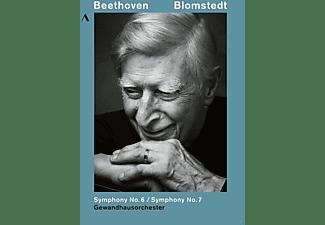 Herbert Blomstedt, Gewandhausorchester - Sinfonie 6 & 7  - (DVD)