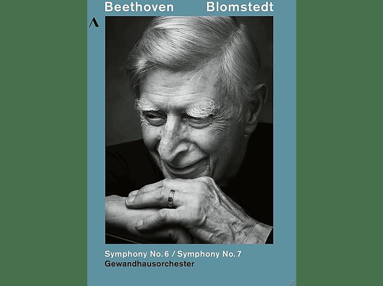 Herbert Blomstedt, Gewandhausorchester - Sinfonie 6 & 7 [DVD]