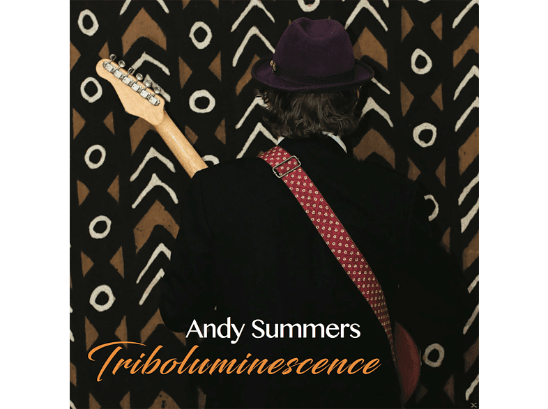 Andy Summers - Triboluminescence [CD]