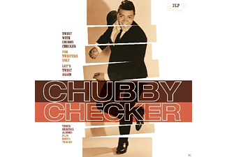 Chubby Checker - Twist With Chubby Checker/For Twisters Only  - (Vinyl)
