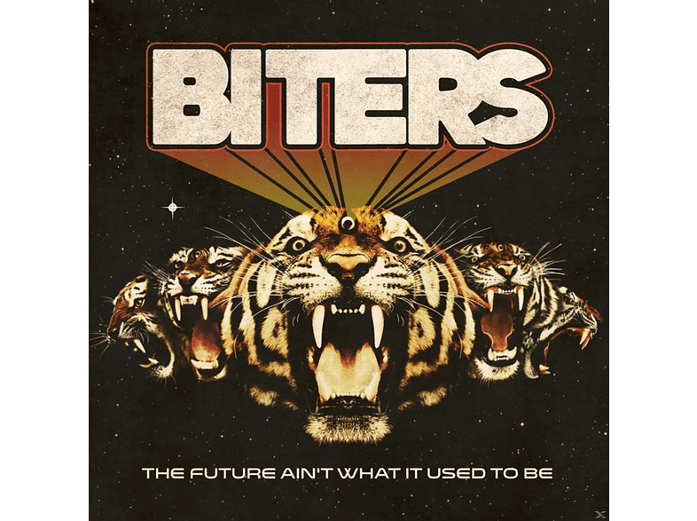 Biters - Future Ain't What It Used To B [CD]