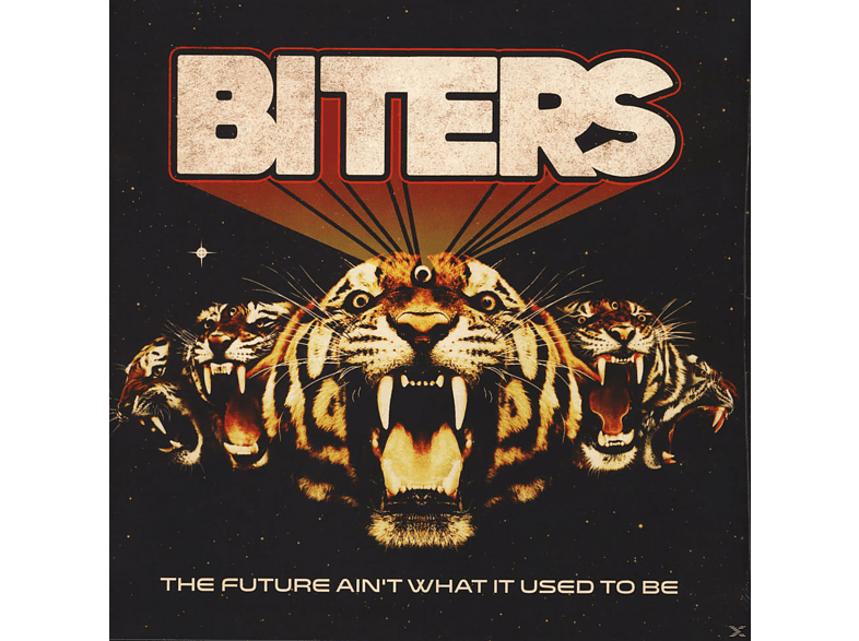 Biters - Future Ain't What It Used To Be,The [Vinyl]