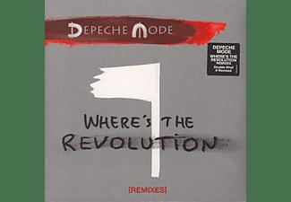 Depeche Mode - Where's the Revolution (Remixes)  - (Vinyl)
