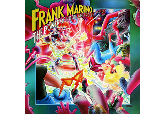 Frank Marino - THE POWER OF ROCK N ROLL  - (CD)