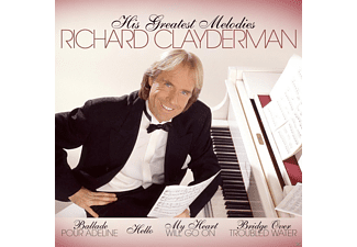 Richard Clayderman - His Greatest Melodies - (Vinyl)
