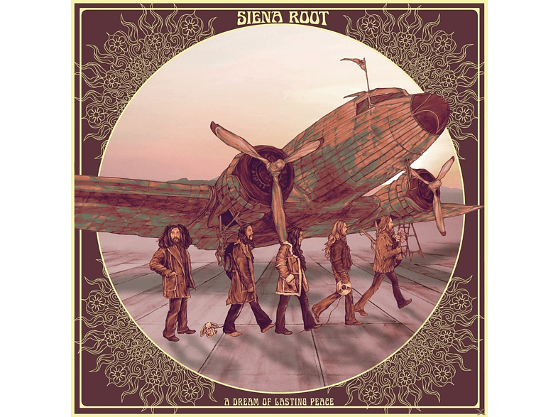Siena Root - A Dream Of Lasting Peace [LP + Download]