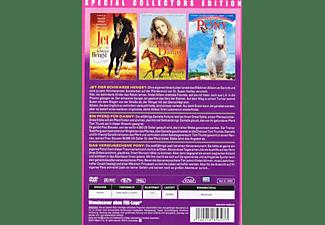 Pferdehits für Kids (Jet, der schwarze Hengst, Ein Pferd für Danny, Das verwunschene Pony) DVD