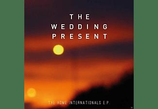 The Wedding Present - The Home Internationals E.P.  - (Maxi Single CD)