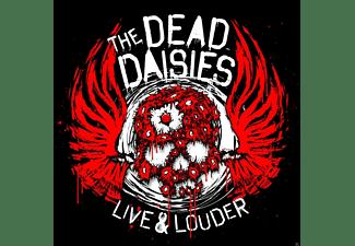 The Dead Daisies - Live & Louder  - (Vinyl)