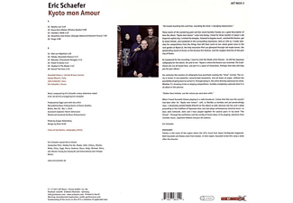 Eric Schaefer - Kyoto Mon Amour  - (Vinyl)