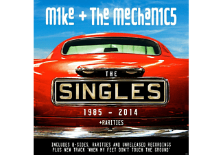 Mike & The Mechanics - Singles 1985-2014,The  - (CD)