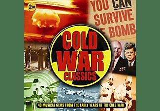 VARIOUS - Cold War Classics  - (CD)