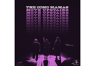 The Como Mamas - Move Upstairs (LP+MP3)  - (Vinyl)
