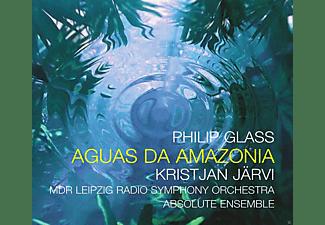 MDR Leipzig Radio Symphony Orchestra, Absolute Ensemble - Aguas da Amazonia  - (CD)
