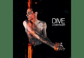 Dive - Underneath (Limited Green LP+CD)  - (LP + Bonus-CD)