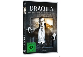 Dracula: Monster Classics - Complete Collection DVD