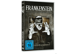 Frankenstein: Monster Classics - Complete Collection DVD