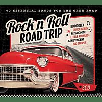 VARIOUS - Rock'n Roll Road Trip [CD]