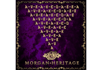 Morgan Heritage - Avrakadabra  - (CD)