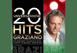 Graziano - 20 unvergessene Hits  - (CD)