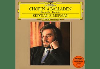 Zimerman Krystian - Ballades 1-4,Barcarolle,Fantasia  - (Vinyl)