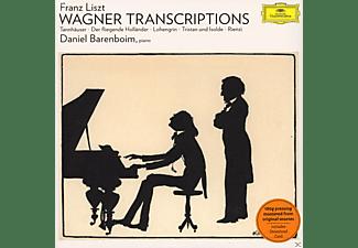 Daniel Barenboim - Wagner Transcriptions  - (Vinyl)