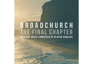 Olafur Arnalds - Broadchurch The Final Chapter  - (CD)