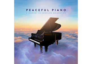 Diverse Klassik - Peaceful Piano-A Journey To Complete Relaxation  - (CD)