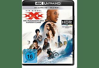 xXx - Die Rückkehr des Xander Cage 4K Ultra HD Blu-ray + Blu-ray