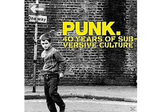 VARIOUS - Punk 40 - (CD)
