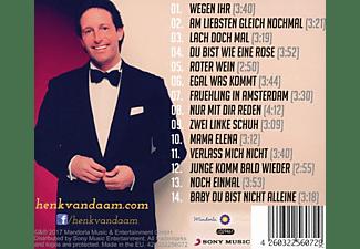 Henk Van Daam - Wegen Ihr   - (CD)
