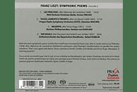 Das Radio-Symphony-Orchester Berlin, Ferenc Fricsay - SINFONISCHE DICHTUNGEN [SACD Hybrid]