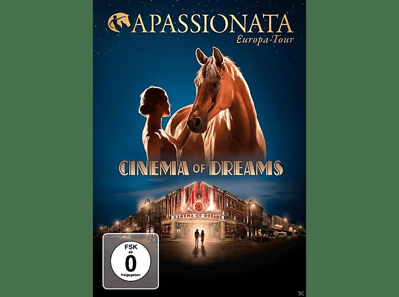 Apassionata-Magische Begegnungen - Cinema Of Dreams-Europa Tour (Standard Edition) [DVD]