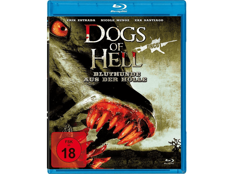 Dogs Of Hell-Bluthunde Aus Der Hölle [Blu-ray]