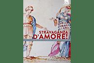 Raphael Pichon, Miguel Henry - STRAVAGANZA D AMORE! [CD]