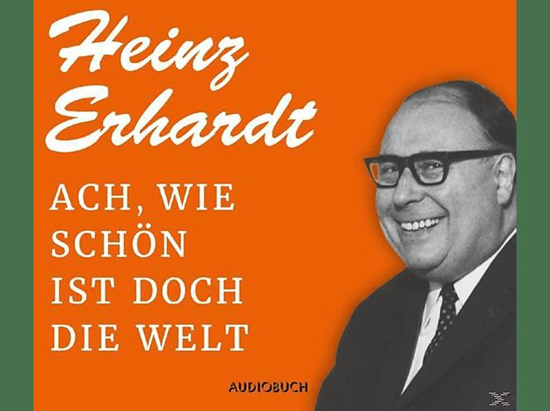 Heinz Erhardt - Ach,Wie Schön Ist Doch Die Welt - (CD)