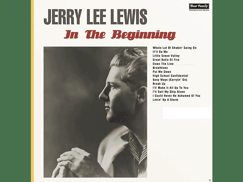Jerry Lee Lewis - In The Beginning (LP,180gram Vinyl) [Vinyl]