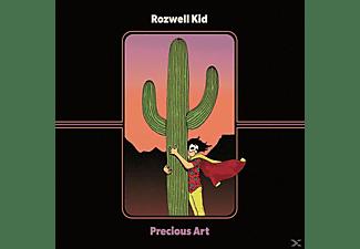 Rozwell Kid - Precious Art  - (CD)