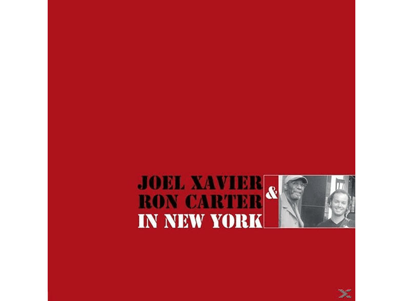 Joel Xavier, Ron Carter - In New York (180 Gramm Vinyl) [Vinyl]