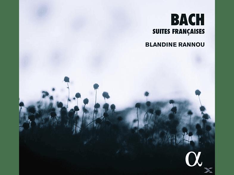 Blandine Rannou (cembalo) - Französische Suiten BWV 812-817 [CD]
