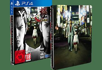 Yakuza Kiwami (D1 Edition SteelBook) - [PlayStation 4]