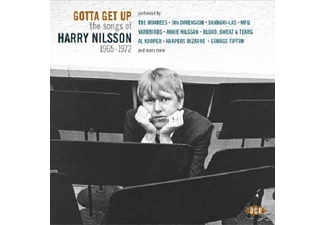 VARIOUS - Gotta Get Up-The Songs Of Harry Nilsson 1965-72  - (CD)