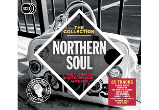 VARIOUS - Northern Soul - The Collection  - (CD)