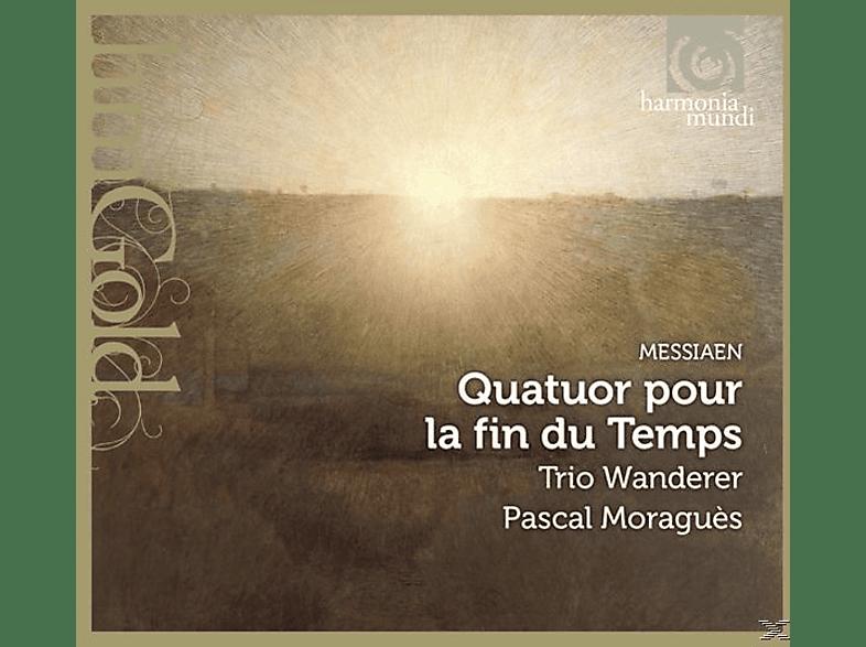 Trio Wanderer - Quatuor Pour La Fin Du Temps [CD]
