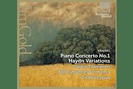 Cedric Tiberghien, The BBC Symphony Orchestra - Klavierkonzert 1/Haydn Variations [CD]