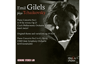 Emil Gilels & Czech Philharmonic & - Klavierkonzerte 1 & 2 [CD]